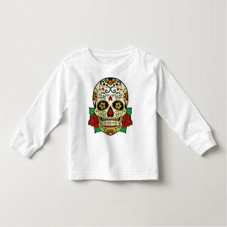 Sugar Skull with Roses Shirts