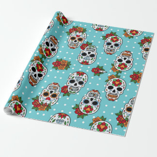 skull wrapping paper This pin was discovered by melissa walker discover (and save) your own pins on pinterest.