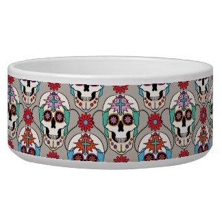 Sugar Skulls Graphic Bowl
