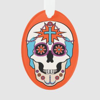 Sugar Skulls Graphic Ornament