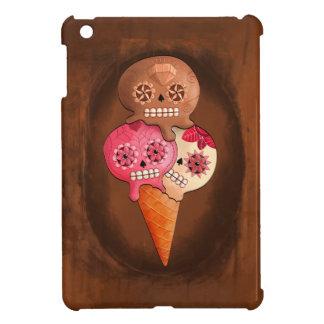 Sugar Skulls Ice Cream Case For The iPad Mini