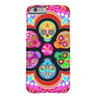 Sugar Skulls iPhone 6 case