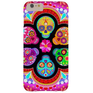 Sugar Skulls iPhone 6 Plus Case