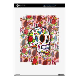 Sugar Skulls Skin For iPad 2
