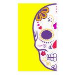 sugar skullz : 1 business card template