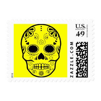 sugar skullz : 1 stamp