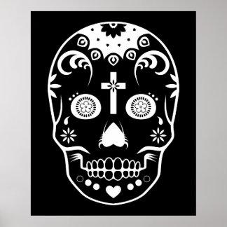 sugar skullz 2 print