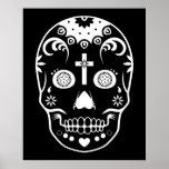 sugar skullz : 2 print