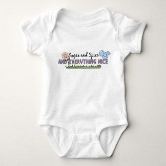 Sugar & Spice Baby Girl T-shirt