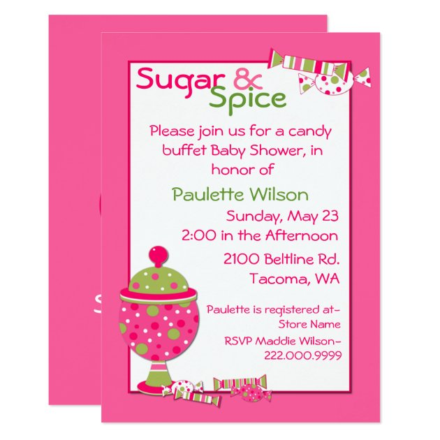 Shower Invitation as perfect invitations layout