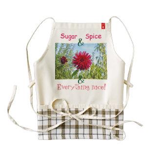 Sugar & Spice & Everything nice Aprons Valentines
