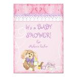 Sugar & Spice, Girl Baby Shower Invitation