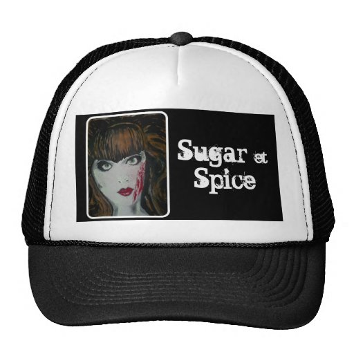 'Sugar & Spice' Trucker Hat