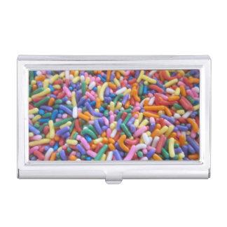 Sugar Sprinkles Business Card Case