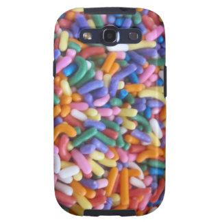 Sugar Sprinkles Galaxy S3 Covers