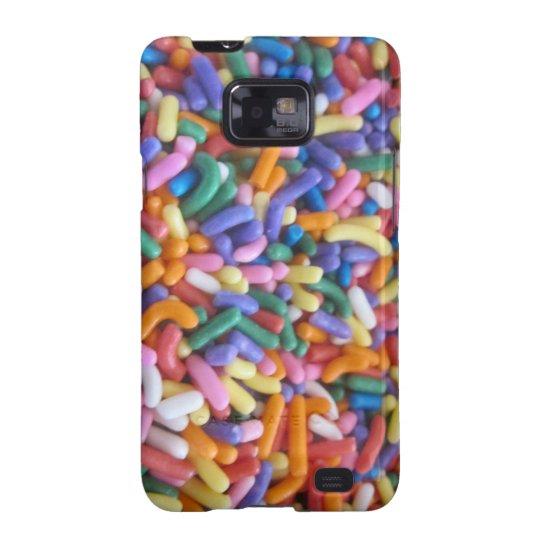 Sugar Sprinkles Galaxy SII Case