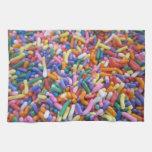 Sugar Sprinkles Hand Towel