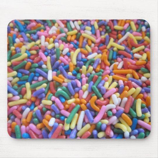 Sugar Sprinkles Mouse Pad