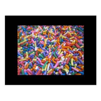 Sugar Sprinkles Postcard