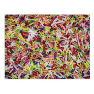 Sugar Sprinkles Post Card