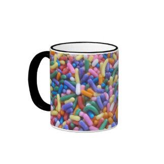 Sugar Sprinkles Ringer Mug