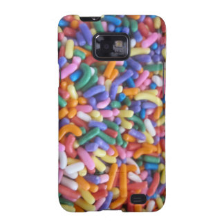 Sugar Sprinkles Samsung Galaxy S2 Covers