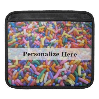 Sugar Sprinkles Sleeves For iPads