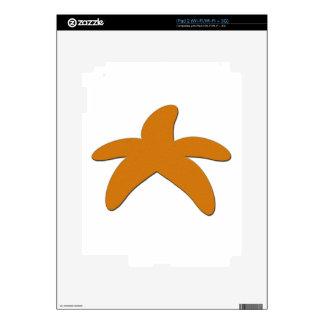 Sugar Starfish iPad 2 Skins