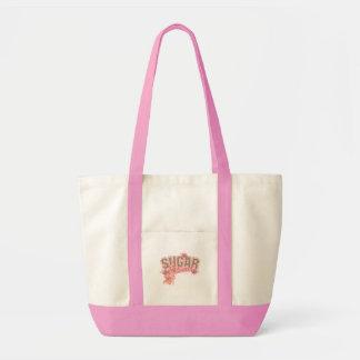 sugar sweet canvas bag