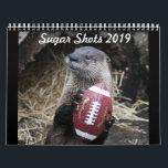 "Sugar the Otter Calendar<br><div class=""desc"">Sugar the otter 2019 calender</div>"