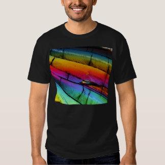 Sugar under a microscope shirt