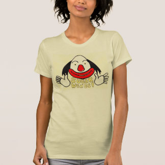 Sugar Weasel the clown Cartoon face T-Shirt