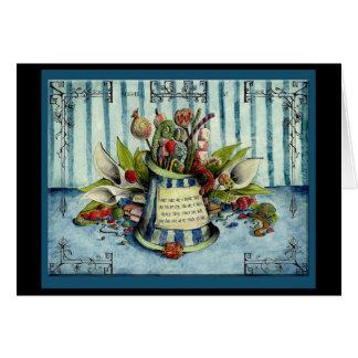 Sugar wedding anniversary : Jupigio-Artwork.com Greeting Card