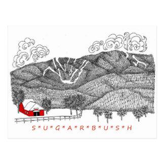Sugarbush Vermont Postales