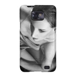 Sugared Skin 3 - Self Portrait Samsung Galaxy S2 Cover