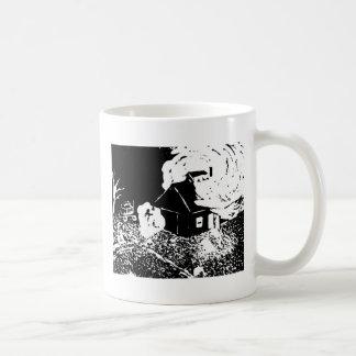 Sugarhouse at Night Mug