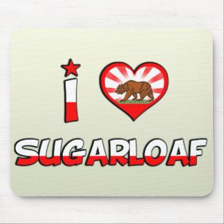 Sugarloaf, CA Mouse Pad