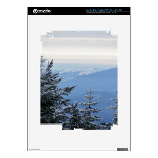 Sugarloaf Mountain on the Horizon in Maine iPad 3 Skins