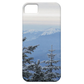 Sugarloaf Mountain on the Horizon in Maine iPhone SE/5/5s Case