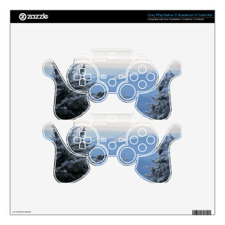 Sugarloaf Mountain on the Horizon in Maine PS3 Controller Decal