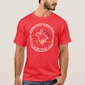 Sugarloaf Mountain Polocrosse Club Logo Dark T-Shi T-Shirt
