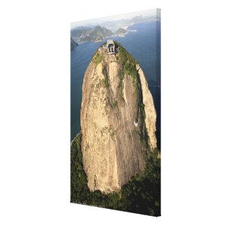 Sugarloaf Mountain, Rio de Janeiro, Brazil Canvas Print
