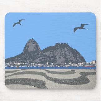 Sugarloaf Mountain, Rio Mouse Pad