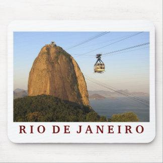 """""""Sugarloaf, Rio de Janeiro"""" mousepad"""