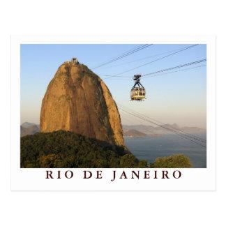"""""""Sugarloaf, Rio de Janeiro"""" postcard"""