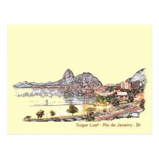 SugarLoaf Rio Postcard