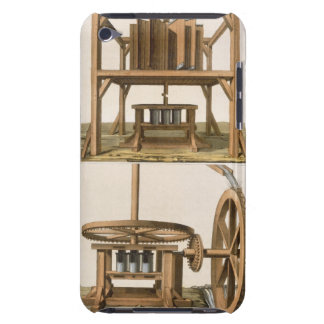 Sugarmills, Antilles (colour engraving) iPod Touch Case