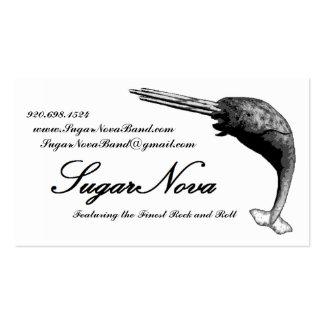 SugarNova Business Cards