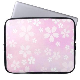 sugarparade Sakura Bloom Laptop Sleeve