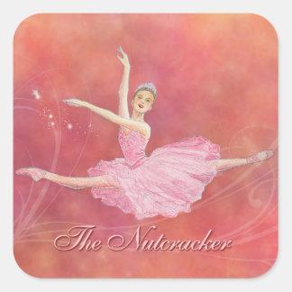 Sugarplum Fairy Ballet Sticker